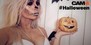 Halloween llega a CAM4 con cientos de shows especiales!! 🎃