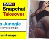 Snapchat Takeover de Missjunngle! - Domingo 26