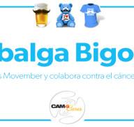 Colabora con Movember con los Regalos CAM4!