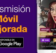 C4 Broadcaster App – Modo panorámico (horizontal) ahora disponible