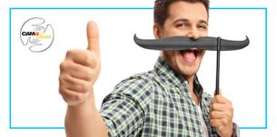 Un grandísimo GRACIAS de Movember a la comunidad CAM4!