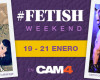 Celebra el FETISH WEEKEND en CAM4!