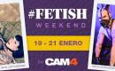 Celebra el FETISH WEEKEND en CAM4!