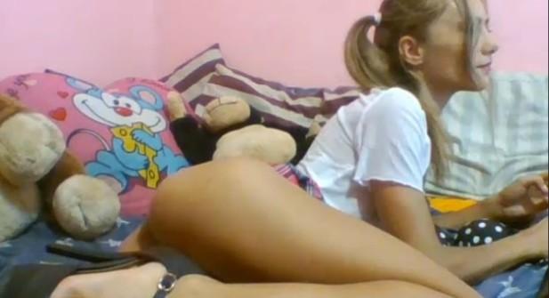 Schoolmary, la chica webcam de la semana en CAM4