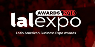 """CAM4 Ganadora del premio """"Mejor Página de Norteamérica"""" en los Lalexpo Awards 2018!"""
