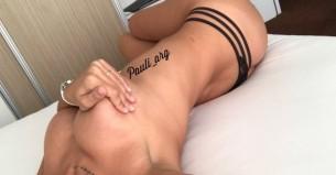 Pauliarg, la chica webcam de la semana en CAM4