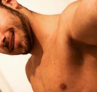 Thony_Grey, el deseo blanco del porno gay