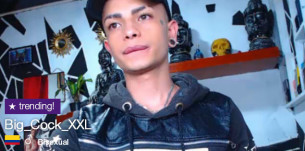 Big_Cock_XXL, la declaración de intenciones de este chulo gay tatuado
