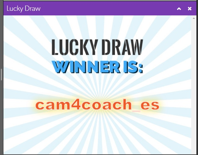 lucky draw 3
