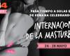 Celebra el Día Internacional de la Masturbación en CAM4! #Internationalmasturbationday (26-28 Mayo)