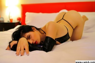 NicoleJolie, la chica webcam de la semana en CAM4