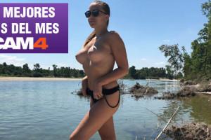 WEBCAM SEX: Los mejores shows del verano en CAM4, mira la clasificación!