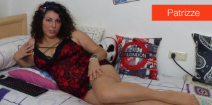 La webcamer española Patrizze celebra su cumpleaños en CAM4 (25 nov)