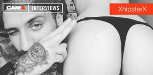 Entrevista con la pareja joven amateur XhipsterX