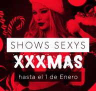 CAM4 XXXMas party: Shows Sexys de tema festivo hasta el 1 de Enero!