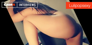 Entrevista con la ardiente modelo argentina Lulipopsexy