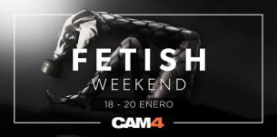 FETISH WEEKEND: Fin de Semana Trasgresor y Perverso en CAM4!