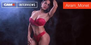 Entrevista con la bella latina Airam_Monet