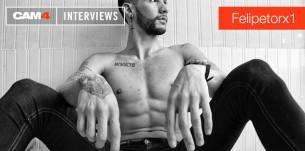 Entrevista con el camboy gay latino Felipetorx1