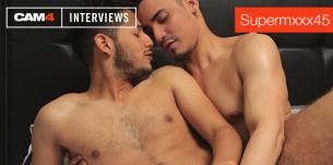 Entrevista con la pareja de latinos gay Supermxxx45