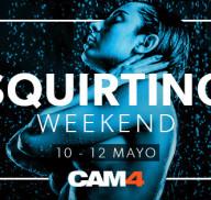 ¡Chorros de placer en nuestro Squirting & Cum weekend!