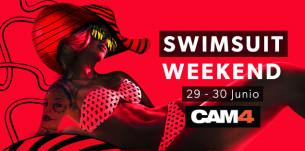 Desfile de bañadores sexy en webcam este fin de semana en CAM4!