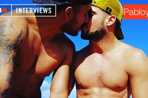 Entrevista con la pareja porno gay PabloySebas