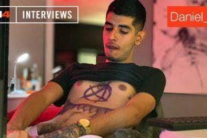 Entrevista con el camboy bicurioso Daniel_Bruno