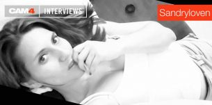 Entrevista sexy con la camgirl Sandryloven