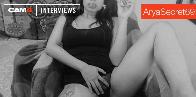 Entrevista con la latina exhibicionista AryaSecret69